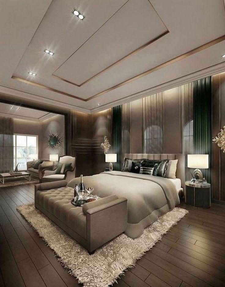 10 große Ideen der traditionellen Schlafzimmer-Ha…