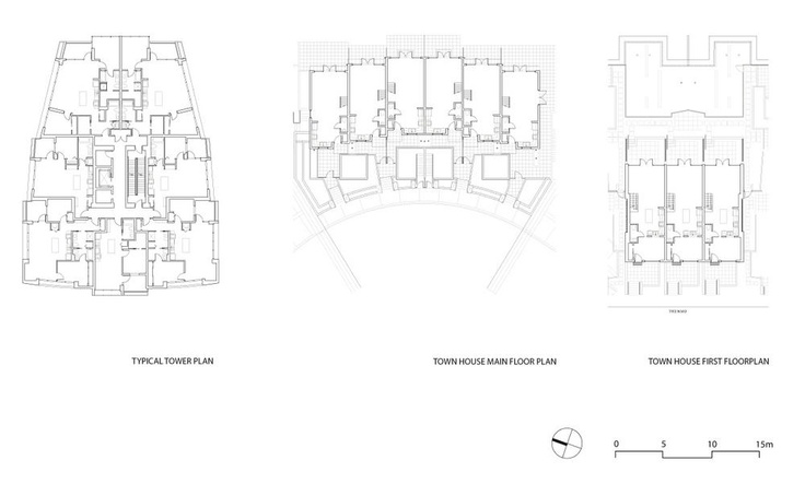 Dockside green in victoria bc canada floor plan design for Floor plans victoria bc