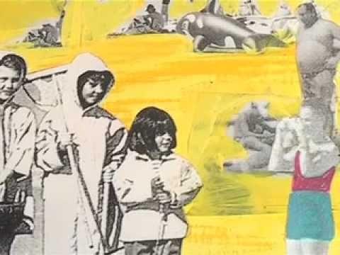 La plage / Film d'animation de Sonia Gemayel / Papier découpé - YouTube