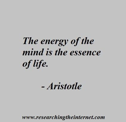 40 Quotes about Energy
