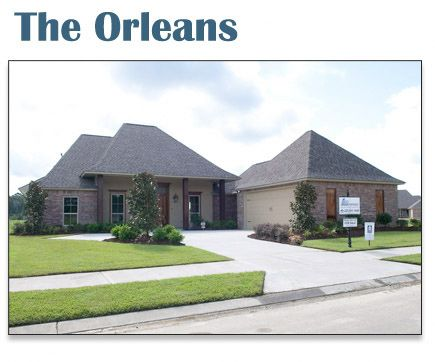 Acadian House Plans On House Style Acadian Country French