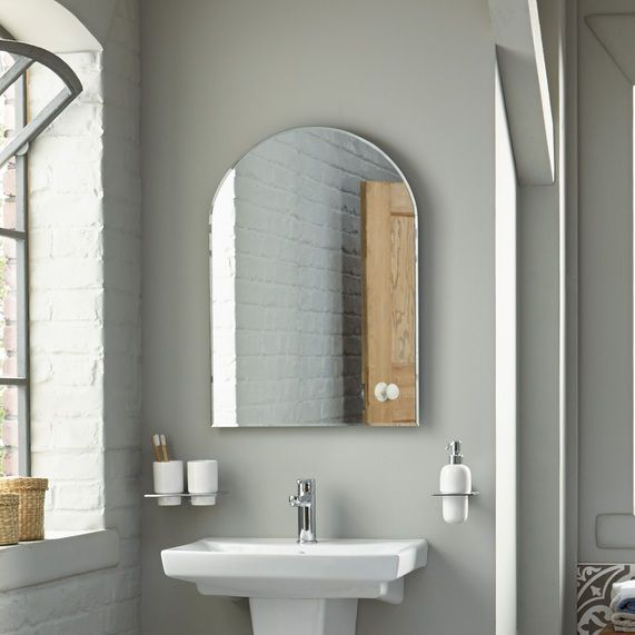 Https Cdn Bathstore Com Uploads Images Presets Product Page Main Store Products 1242 41800041050 Watertec Arch Bathroom Mirro Bathroom Mirror Bathroom Mirror