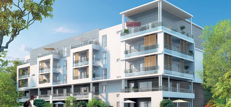 Investir dans le Genevois Français en zone A #loipinel, découvrez un programme immobilier neuf à saint genis pouilly