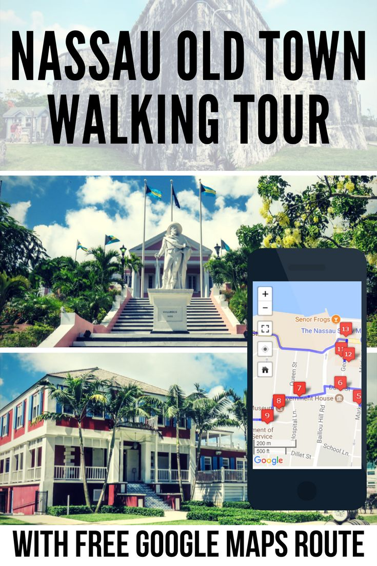 Nassau Bahamas Old Town Free Walking Tour. Use our free google Nassau Map with all the things to do in Nassau. Includes Nassau Pirate, Queens Staircase Nassau, Nassau Beach and the best Bahamas Beaches, Nassau Street Market, Nassau Port, Nassau Atlanti, Downtown Nassau. For the ultimate Bahamas Vacation or Bahamas honeymoon, visit our informative Bahamas Nassau guide. Our top tips for visiting Paradise Island Bahamas. For other things to do in Bahamas look at Nassau Day Trips to Bahamas Pigs…