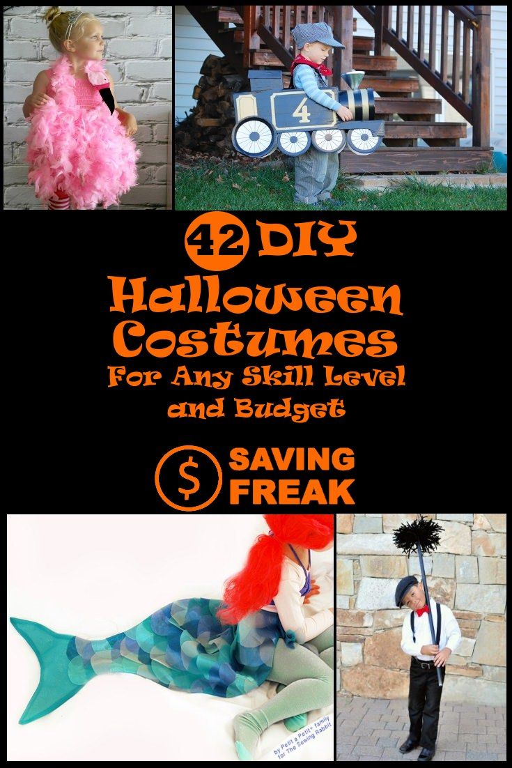 42 DIY Halloween Costumes for Every Skill Level and Budget
