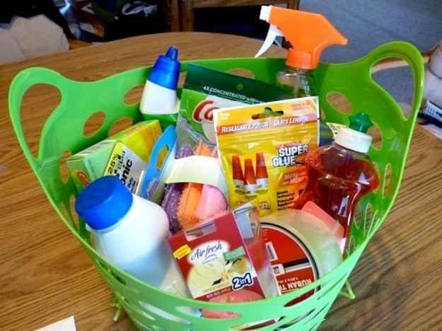 Inexpensive Wedding Gift Basket Ideas : ... closet: Gift basket ideas, Inexpensive wedding gifts and Baskets