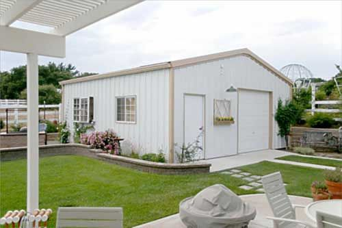 Prefab Garages Direct From The: 25+ Best Ideas About Prefab Garages On Pinterest