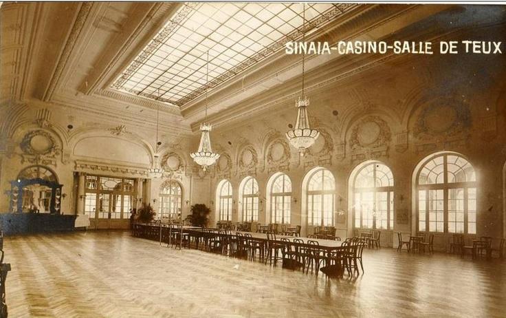 Sinaia - Cazino - 1914