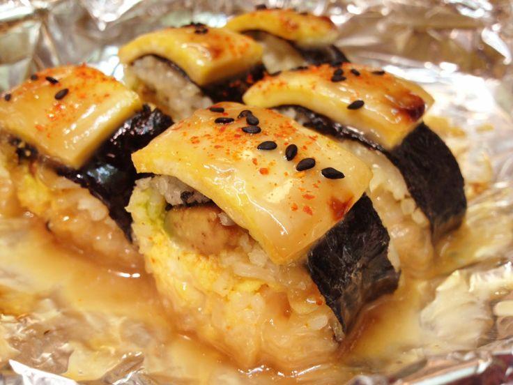 Wholly Vegan: Vegan Lion King Sushi Roll