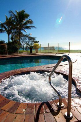 Crystal Beach - Heated Spa - Coolangatta Airport Accommodation