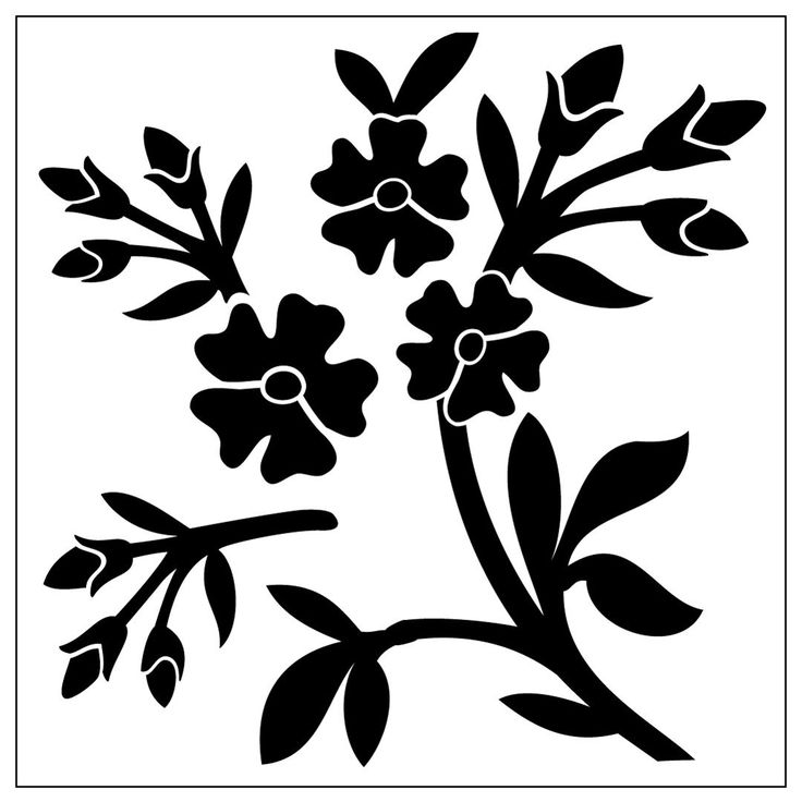 22 best nature stencils for sale on etsy images on pinterest