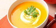 Supa crema de morcov si pastarnac pentru bebelusi de la 7-8 luni http://clubulbebelusilor.ro/articol/1666/supa-crema-de-morcov-si-pastarnac-pentru-bebelusi-de-la-7-8-luni.html