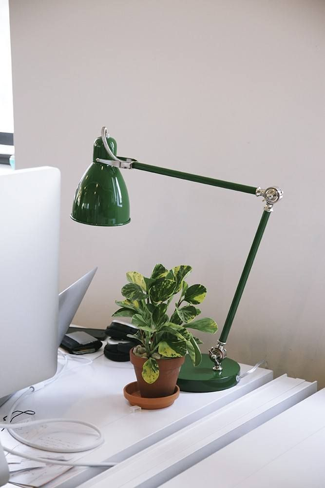 Does your office feel a little too Dilbert? Here's a quick fix: banish institutional cubicle culture with a little greenery (a plant or two will improve ai