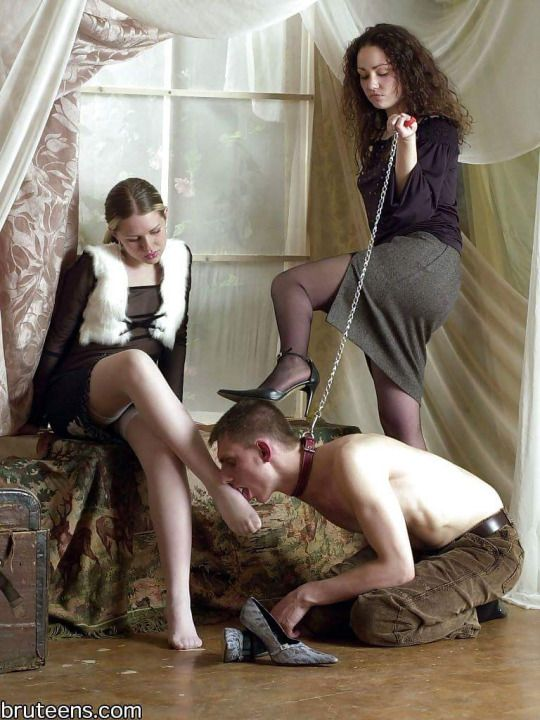 One sex dominate trample foot night has such