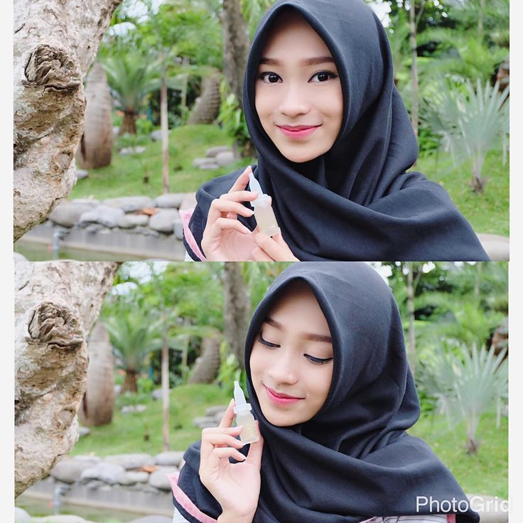 "3,491 Likes, 18 Comments -  Rifka Ayu Yulia Martha ☄ (@rifka_martha) on Instagram: ""Khimar from @khusna_hijab """