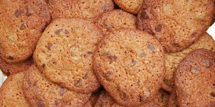 Lær å lage cookies som er sprø utenpå og delikat møre i midten.
