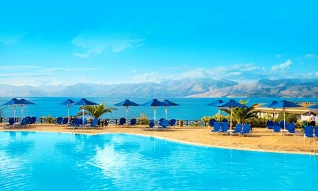 ✈ 4* Corfu Break with Flights ✈ Corfu: Up to 7 Nights with Flights and All-Inclusive Stay at the 4* Mareblue Beach Resort*  >> BUY & SAVE Now!