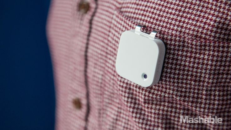 Tiny Camera Logs Your Life ... As Long as the Lighting Is Good