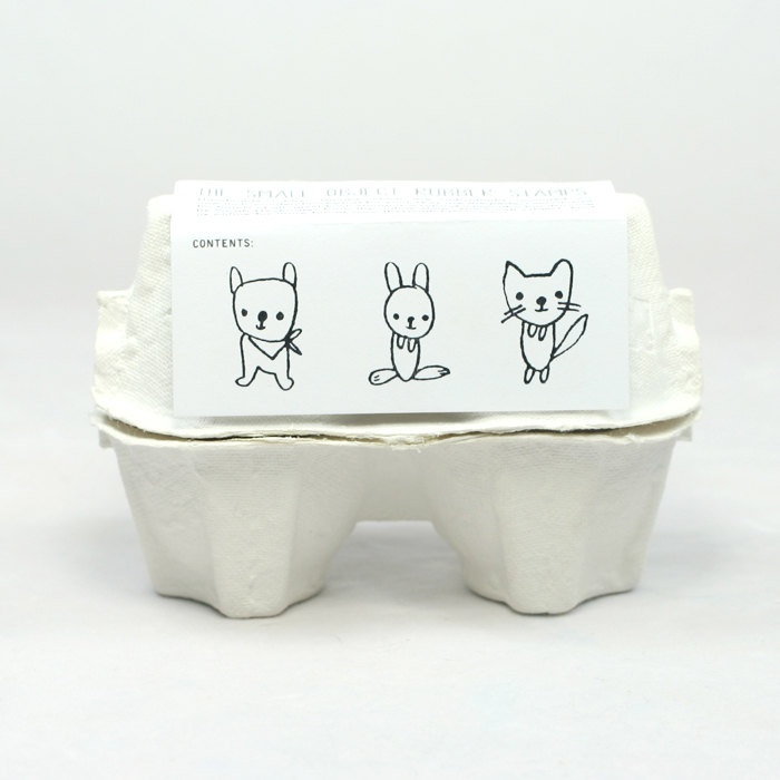 Pet Shop Pals Stamp Pack / from the small object