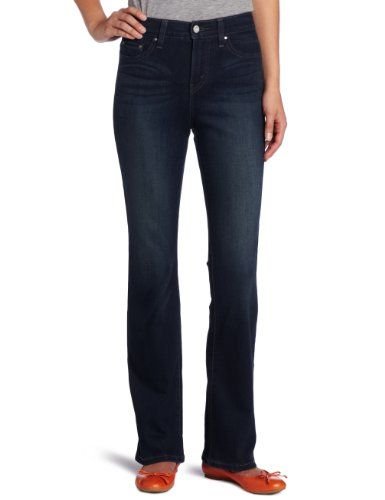 Levi`s Women`s Petite 512 Boot Cut Slim Fit Jean $31.49