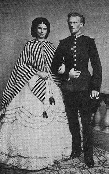 Elisabeth of Austria  (24 December 1837 – 10 September 1898) was the wife of Franz Joseph I, and therefore both Empress of Austria and Quee...