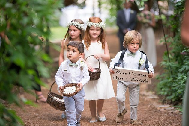 167 Best Images About Flower Girls & Ring Bearers On
