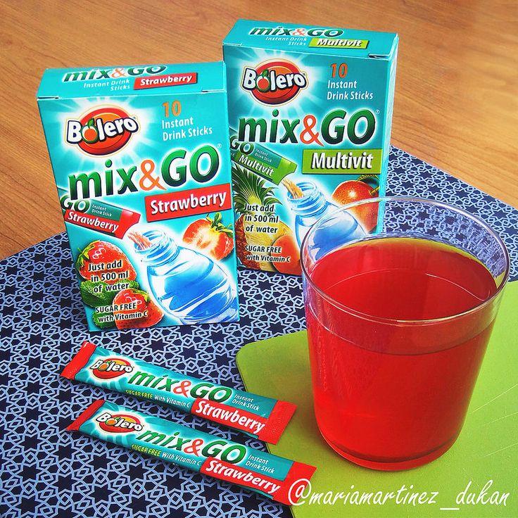 Bolero Mix and Go, apto Dukan