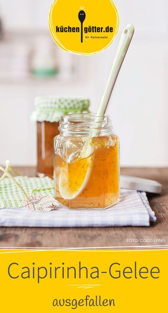 Dieses säuerliche Gelee ist nicht gerade der Klassiker fürs Frühstück, es sorgt eher beim Sonntagsbrunch und beim Five o'Clock Tea mit Scones für eine Überraschung.