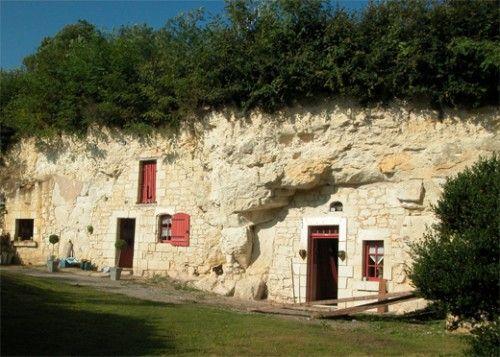 88 best france habitat troglodyte images on pinterest caves frances o 39 connor and france travel. Black Bedroom Furniture Sets. Home Design Ideas