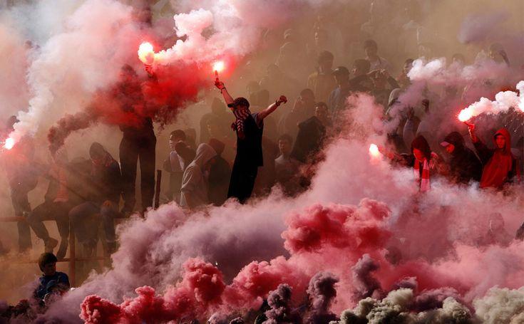 Red Star Belgrade... the Ultras