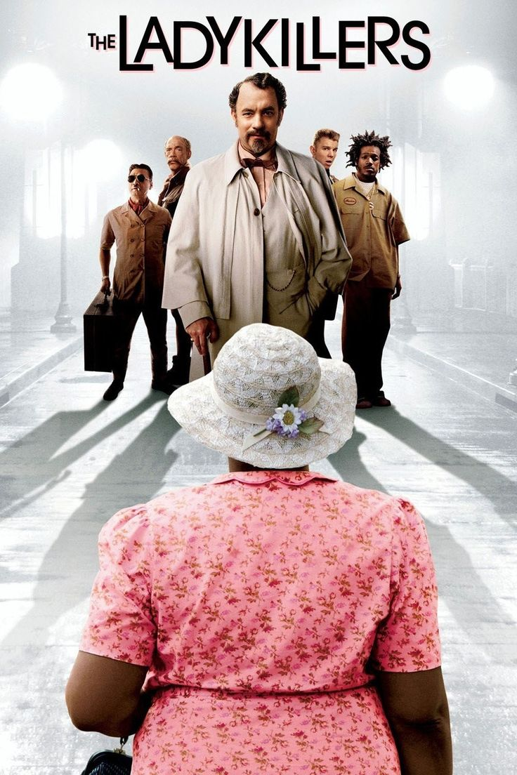 The Ladykillers (2004) - Watch Movies Free Online - Watch The Ladykillers Free Online #TheLadykillers - http://mwfo.pro/1011032