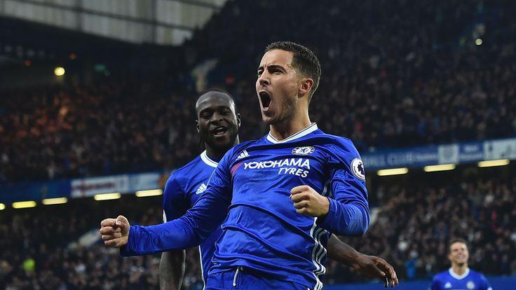 """Chelsea, Hazard : """"Je ne pense pas être un artiste comme Messi"""""""