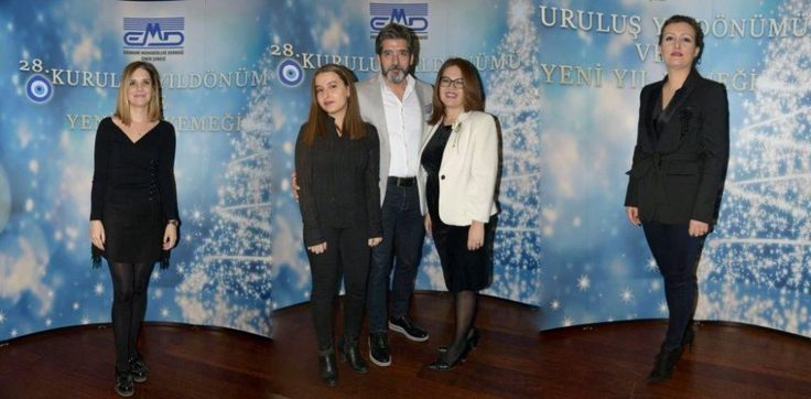 Türkiye'nin üçüncü büyük şehri İzmir'in ekonomisinin nabzını tutan Ekonomi Muhabirleri Derneği İzmir Şubesi 28. Kuruluş yıldönümü kutladı.  Yakamoz Yakut culture and arts news