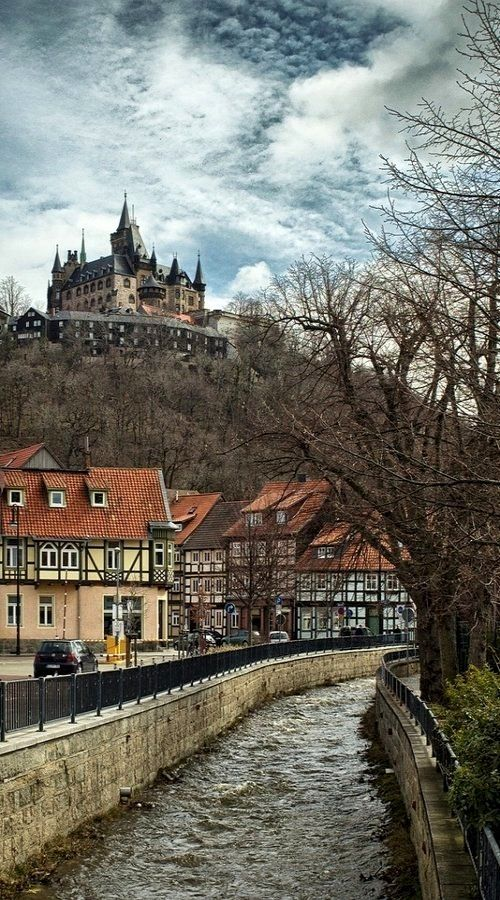 Wernigerode, Germany   by Jörn Hoffmann on 500px