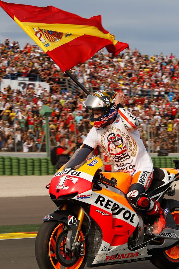 17 Best images about Marc Marquez World Champion 2013! on ...