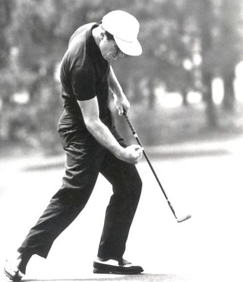 Gary Player, 1965 Masters. Gary Player DMS; OIG (born 11/1/35) is a South African professional golfer, widely regarded as 1 of the greatest players in the history of golf. Player accumulated an impressive 9 major championships on the regular tour and 6 Champions Tour major championship victories, as well as 3 Senior British Open Championships on the European Senior Tour. At age 29, Player won the 1965 U.S. Open and became the only non-American to win all 4 majors, known as the career Grand…