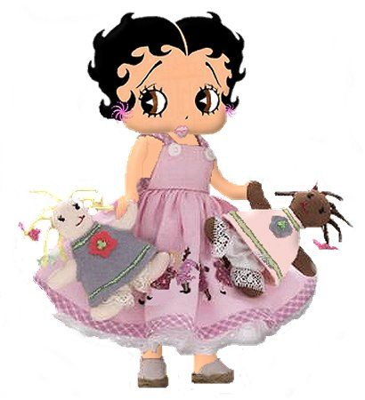 baby betty boop | site is to share my love for and to showcase my graphics of Betty Boop ...