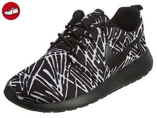 Nike Damen Wmns Roshe One Print Turnschuhe, Schwarz / Schwarz-Weiß, 37 1/2 EU - Nike schuhe (*Partner-Link)