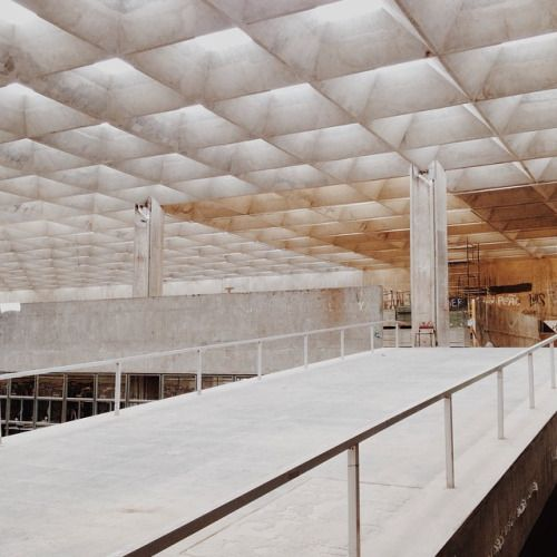 Waffle Slab Feature Ceiling Pinterest Posts And Waffles