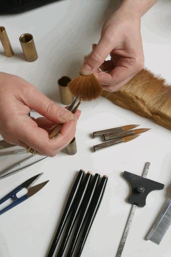 Rosemary & Company Handmade Brushes
