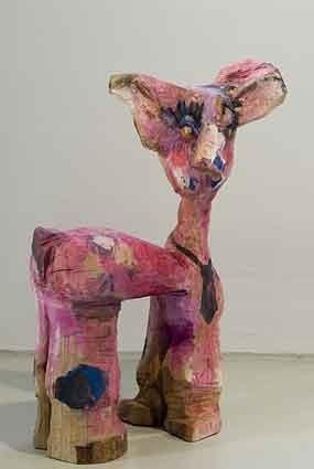 Jasmin Anoschkin: 'Bambi' photo: Pekka Vainonen
