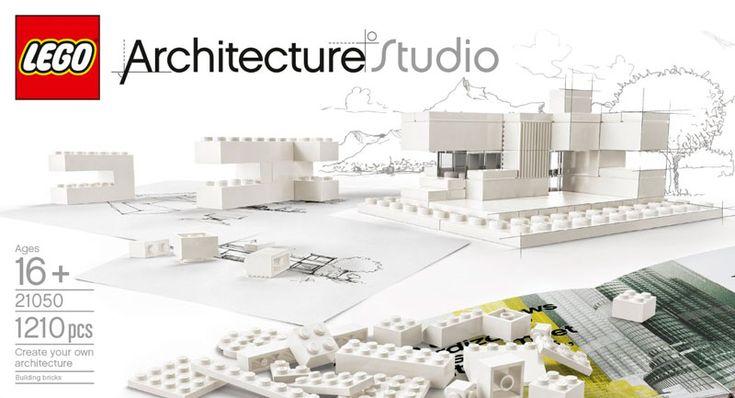 ↝ POST   Arquitectura y LEGO Porque los juegos no son sólo cosa de niños