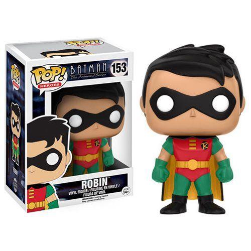 Batman: The Animated Series Robin Pop! Vinyl Figure