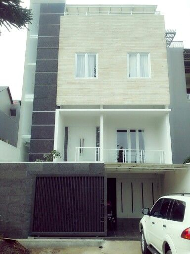 Moden minimalis house