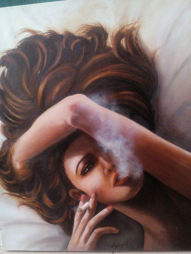 50*60 cm oil on canvas