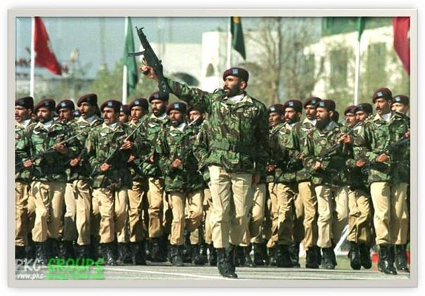 Pakistan Army, the special services group