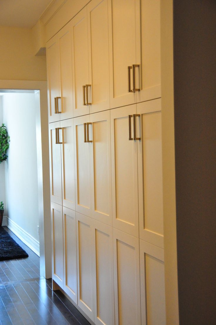 17 Best Images About Hallway Pantry Storage On Pinterest