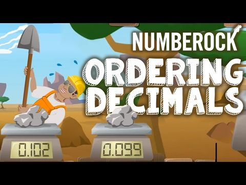Converting Decimals to Percents Song by NUMBEROCK | 5th Grade - 6th Grade - YouTube