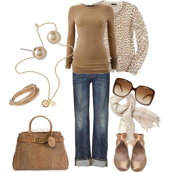 Casual Saturday: Fashion, Leopard Print, Casual Outfit, Style, Dream Closet, Ballet Flats, Casual Saturday, Ballet Shoe