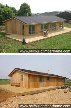 cedar-mobile-homes-for-sale - self build twin unit mobile home